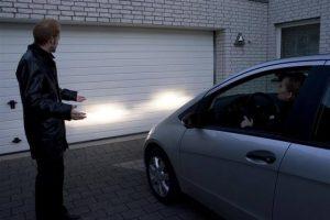 cách chỉnh đèn pha xe ô tô chuẩn