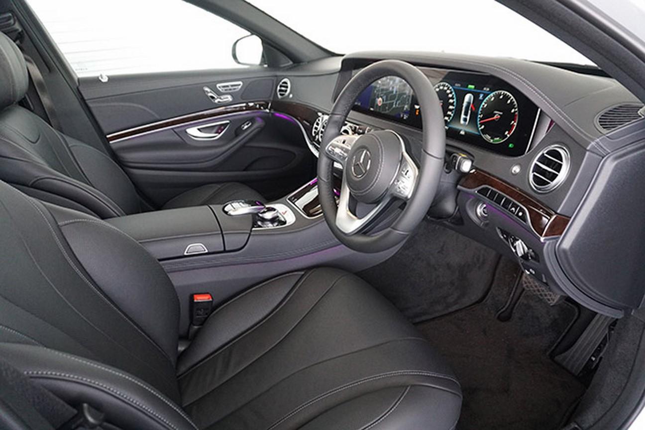 Xe mercedes s450 luxury (1)