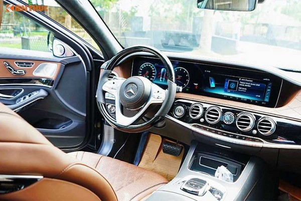 Xe mercedes s450 maybach (3)