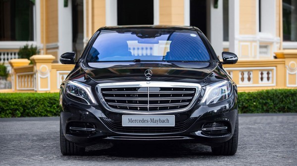 dòng xe oto Mercedes Maybach s500 2018 (2)