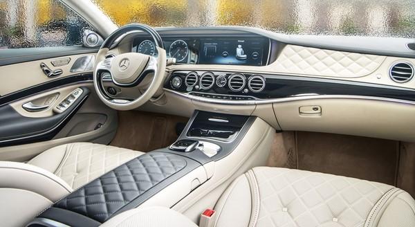 dòng xe oto Mercedes Maybach s500 2018 (4)