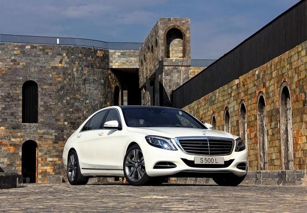 dòng xe oto Mercedes s500l AMG 2018 (1)