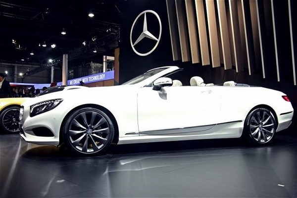 dong xe oto Mercedes Benz s500 Cabriolet 2018 (1)