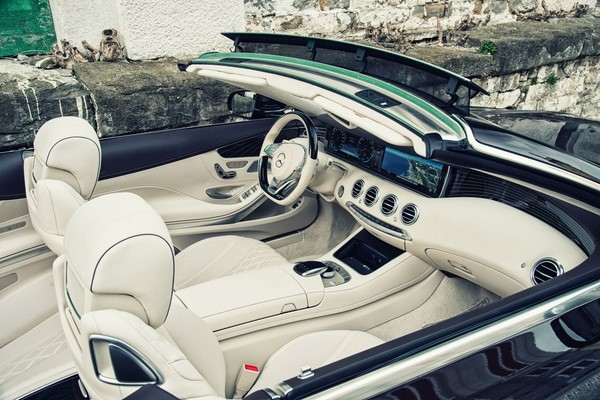 dong xe oto Mercedes Benz s500 Cabriolet 2018 (6)