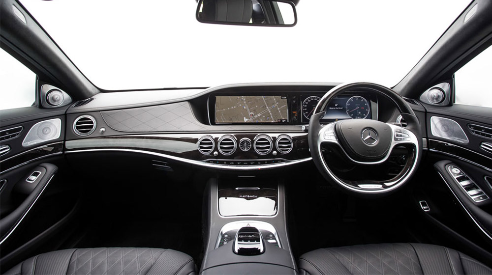 noi that Mercedes Maybach S500 2018
