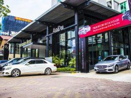 Review về đại lý Mercedes An Du Hà Nội