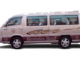 Bảng giá xe Mercedes 16 chỗ đời 2004 mới cập nhật