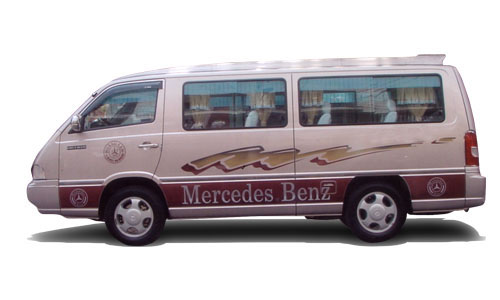 giá xe mercedes 16 chỗ đời 2004