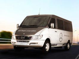 Bảng giá xe Mercedes 16 chỗ đời 2012 mới cập nhật