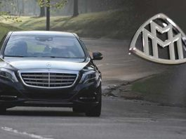 Giới thiệu về dòng xe Mercedes S600 Maybach