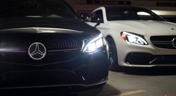 Các mẫu xe tương lai - xe Mercedes-Benz 1