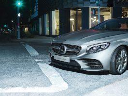 Các mẫu xe tương lai – xe Mercedes-Benz