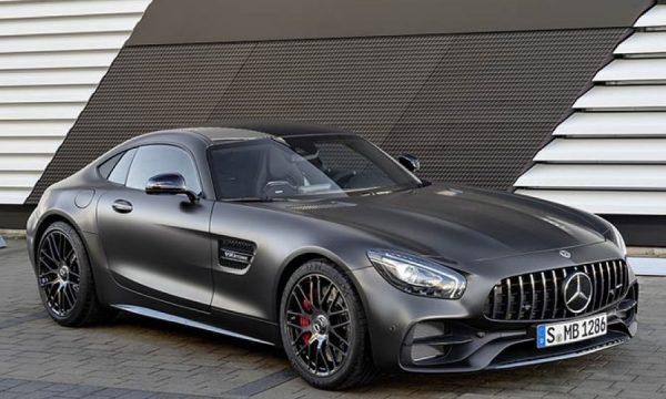 Các mẫu xe tương lai - xe Mercedes-Benz 4