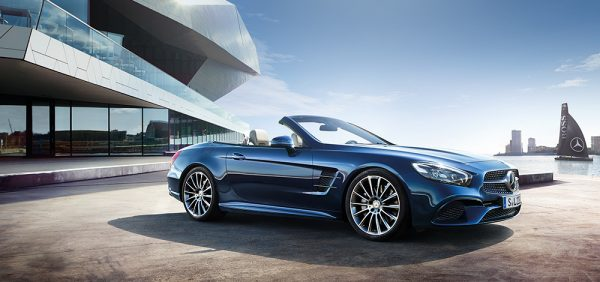 Các mẫu xe tương lai - xe Mercedes-Benz 5