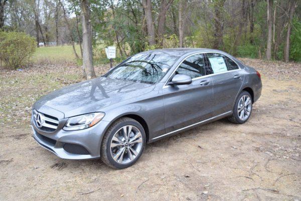 Đánh giá xe Mercedes-Benz C-Class 2018 2